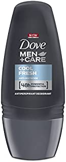 Dove Men+Care Antiperspirant Deodorant Roll On Cool Fresh, 50ml
