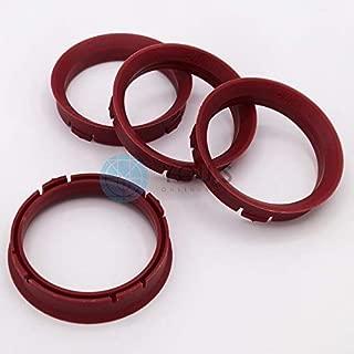 Proline Roues Schmidt Revolution DBV 5 X Bagues de Centrage Bague DEntretoise pour Jantes Alu FZ52 73,0-65,1 mm CMS