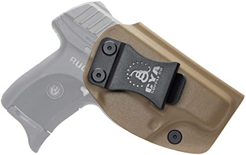 CYA Supply Co. Fits Ruger-LC9-LC9s-LC380-EC9s Inside Waistband Holster Concealed Carry IWB Veteran Owned Company
