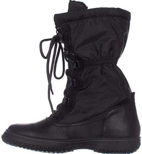 Coach Sage Women's Boots Black/Black Size 6 M
