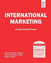 International Marketing: An Asia Pacific Focus by Kotabe