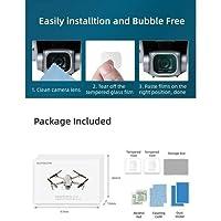 AliNature DJL空気2Sのための透明強化フィルムガラスカメラスクリーンプロテクター