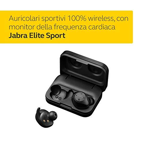 Recensione Jabra Elite Sport