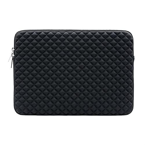 GZSC Home Laptop Protective Cover Amcio Resistente all'impatto Diamante Schiuma Impermeabile Neoprene-Amourt Resistente Cuscino Protettivo Protettivo Nuovo (Color : 3, Size : 15.6)