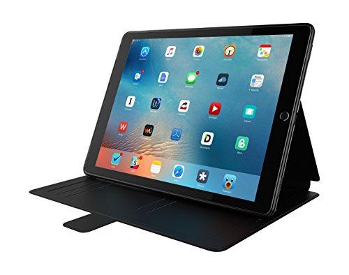 Gear4 Buckingham Pro 24,6 cm (9,7 inch) Folio kaartsleuf, zwart - beschermhoes voor tablet (brievenbus, Apple iPad Air 2, Pro 9,7 inch, 24,6 cm (9,7 inch), zwart)