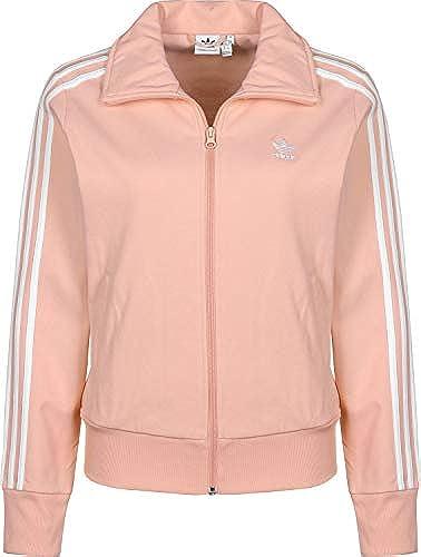 adidas Originals Track Top Jacke Damen Rosa