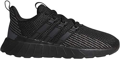 Adidas Questar Flow K, Zapatillas de Deporte Unisex niño, Multicolor (Negbás/Negbás/Grisei 000), 33.5 EU