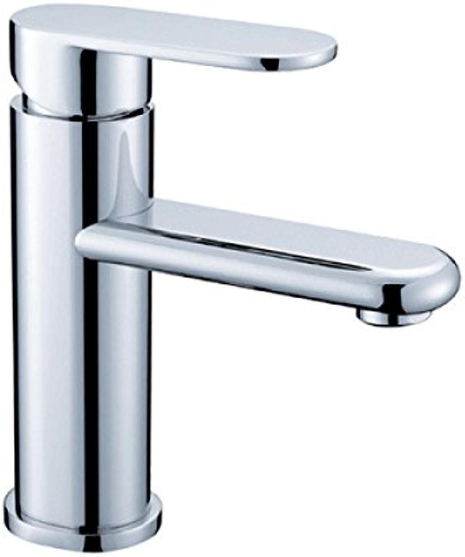 YiHang @ Neues Bad Kupfer Hei Und Kalt Mischbatterie Waschbecken Waschtisch-Armatur