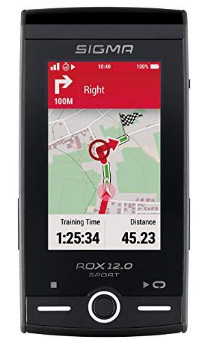 3x Protector Pantalla para Sigma ROX 12.0 Sport Cristal Pelicula Transparente