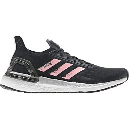 adidas Ultraboost Pb W - Zapatillas de correr para mujer, color negro, talla 44, Mujer, EF0182, Negro , 44 EU