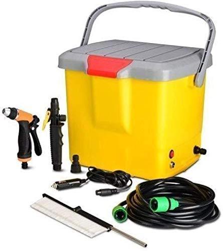 JS Shopee Portable High Pressure Car Washer Machine Car Washing Accessories Spray Gun(Colour May Vary)