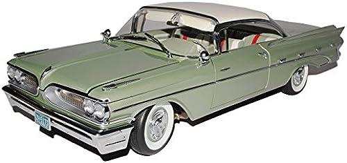 Sun Star Pontiac Bonneville Cabrio Hard Top Grün 1959 1 18 Modell Auto mit individiuellem Wunschkennzeichen