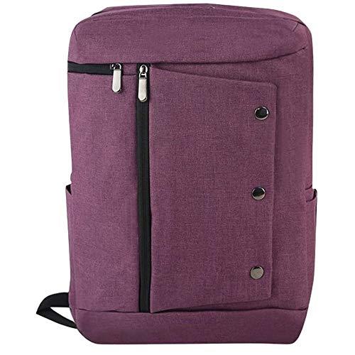 Caijieshuangjb mochila Bolsa de negocios equipo superficial grande de la capacidad de los hombres y mujeres de la moda de la cremallera mochila adecuados for las excursiones de senderismo / / escuelas