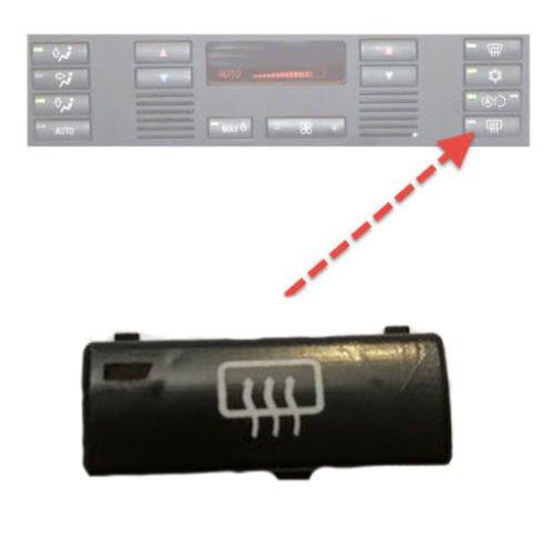 voor 5-serie E39 X5 E53 airconditioning schakelaar knop achterruit verwarming