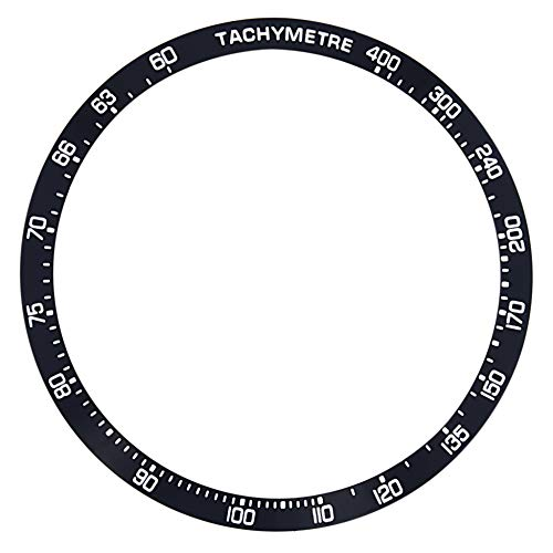 Bezel Insert Compatible with Vintage Tag Huer Carrera 11063V Watch Black -  Ewatchparts, EWP010371