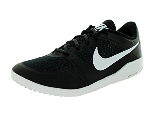 Nike Lunar Ultimate TR Mens Running Trainers 749162 Sneakers Shoes (US 9, Black White 003)