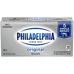 Philadelphia Original Cream Cheese, 8 oz Box