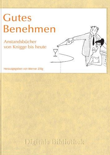 Gutes Benehmen - Anstandsbücher (PC+MAC) [import allemand]