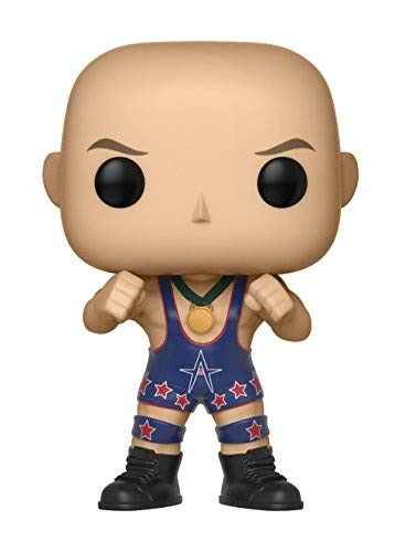 Funko POP! WWE: WWE - Kurt Angle (Ring Gear)