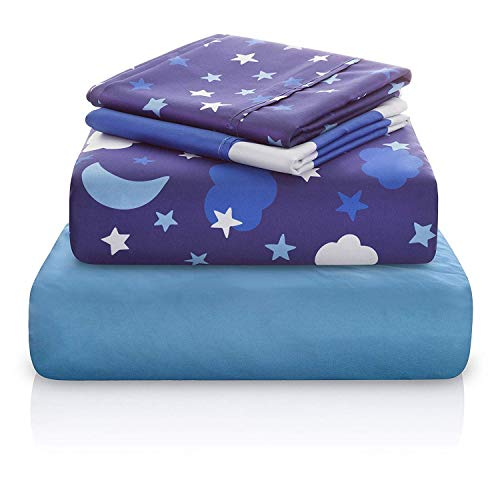 """Chital Unisex Twin Bed Sheets 