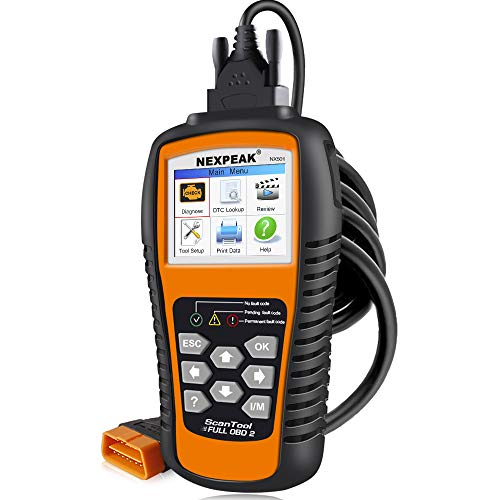 Nexpeak Nx501 Diagnostic Scanner