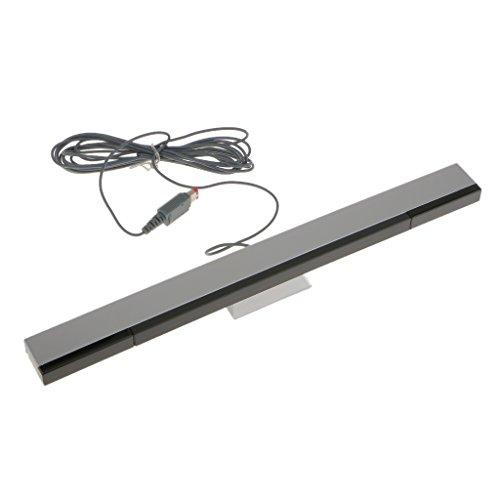 Rayos Infrarrojos Barra De Sensores Con Cable Para Nintendo Wii - Blanco