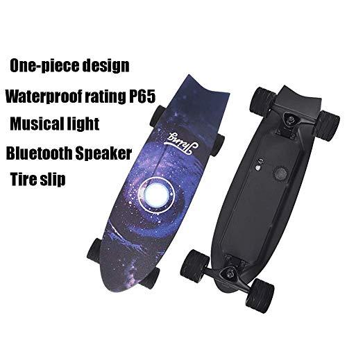 Elektro Skateboard Mini Caster Bild 6*