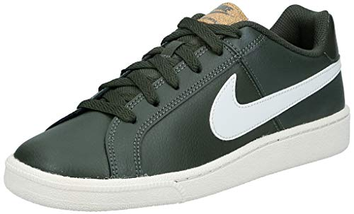 Nike Wmns Court Royale, Scarpe da Ginnastica Donna, Sequoia/Phantom/Metallic Gold, 38 EU