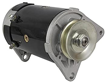Rareelectrical EZ GO STARTER COMPATIBLE WITH GENERATOR GOLF CART 4 CYCLE ENGINE 25533-G01 26993-G01 27065-G01