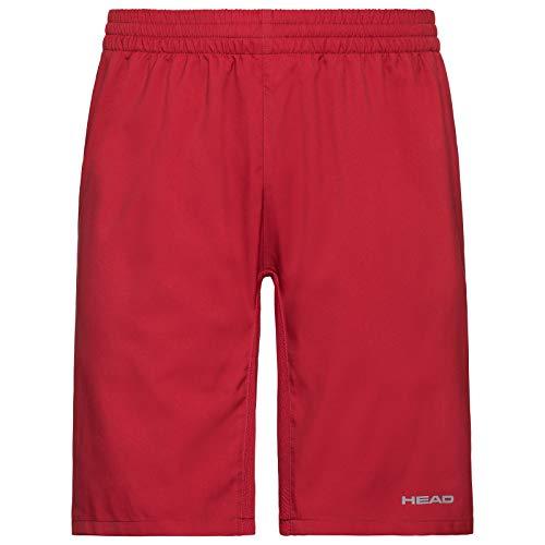 Head Bermudas B para niño, Niños, Pantalones Cortos, 816349-RD 176, Rojo, 176