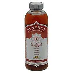 Gt's Organic Kombucha Enlightened Beverage, Strawberry, 16 Oz