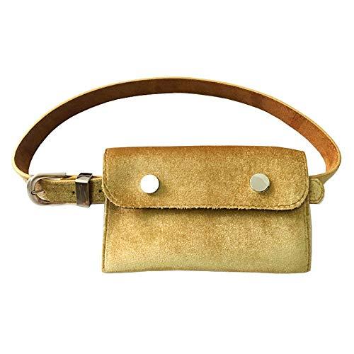 yishelle women belt bags womens