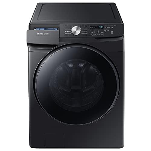 Samsung Lavatrice WF18T8000GV/ET Ecolavaggio; Front Load, Grande Capacità 18 kg; Nero