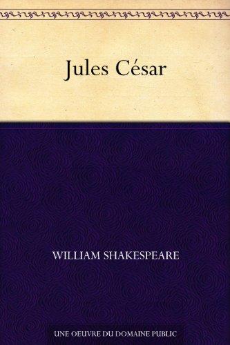 Couverture du livre Jules César