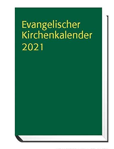 Evangelischer Kirchenkalender 2021