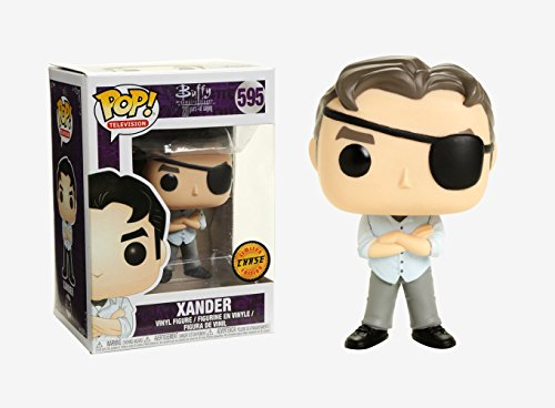 Funko Pop! - BTVS - Buffy the Vampire 25th: Xander (25197) VERSIÓN CHASE