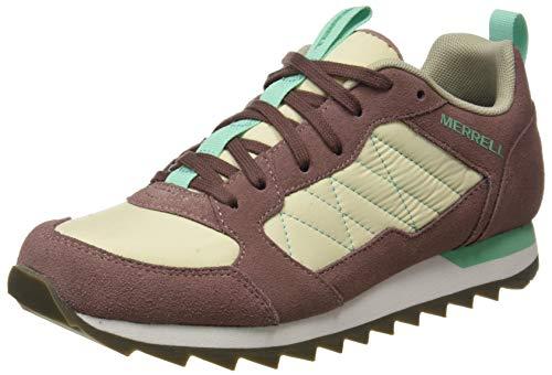 Merrell Alpine Sneaker, Zapatillas Mujer, Multicolor (Burlwood), 40 EU