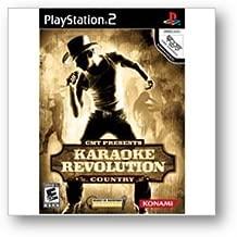 Karaoke Rev Country Bundle PS2
