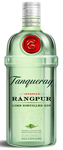 Tanqueray Rangpur Ginebra 70cl botellas de (X2)