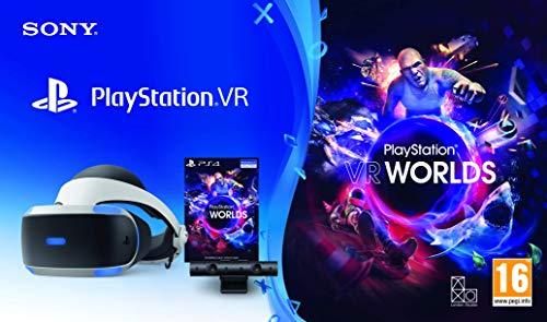 PlayStation VR Starter Pack - PlayStation 4 [Importación inglesa] ⭐