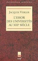 L' essor des universités au XIIIe siècle
