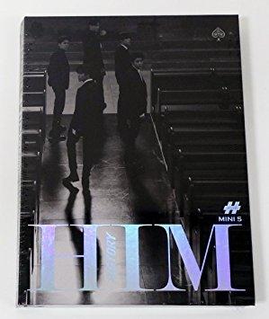Loen Entertainment History - Him (5Th Mini Album) [Spade Ver.] Cd+Photobook+Photocard