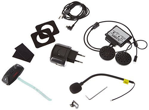 NOLAN X-Series N-COM Bluetooth KIT kpl. BX1 X-1003/1002/702GT/702/701/661ET/661/603/602/551GT/403GT/402+GT