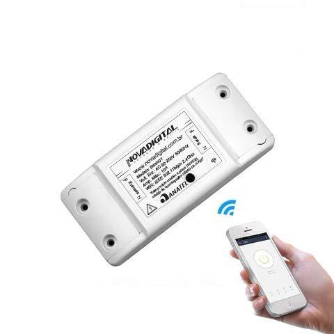 Interruptor Smarthome Basic Wi-fi - Automação Residencial