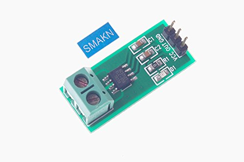 SMAKN Electrical Parts 5A Range Current Sensor Module ACS712