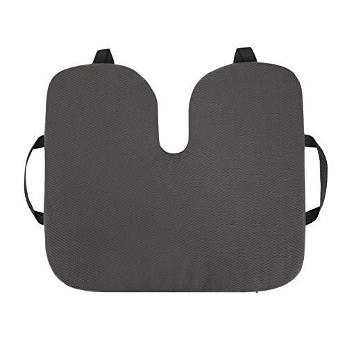 Travelon Honeycomb Gel Seat Cushion, Gray, One Size