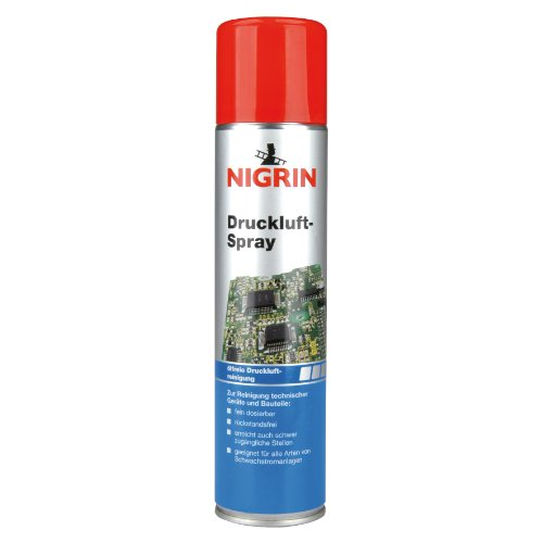 Preisvergleich Produktbild NIGRIN 72227 Druckluftspray,  400 ml