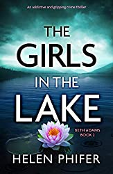 books set in a different country, book cover for the girls in the lake