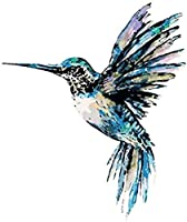 番号でペイントキットDIYブラシアクリル大人ギフト用絵画あなたの家を飾る40x50cmフレームなし-塗装された飛ぶ鳥の動物