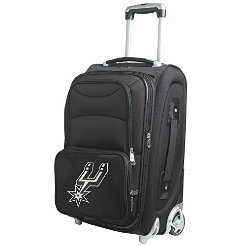 Denco NBA San Antonio Spurs 21-inch Carry-On Luggage